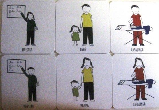 Alcune cartelle immagini del gioco