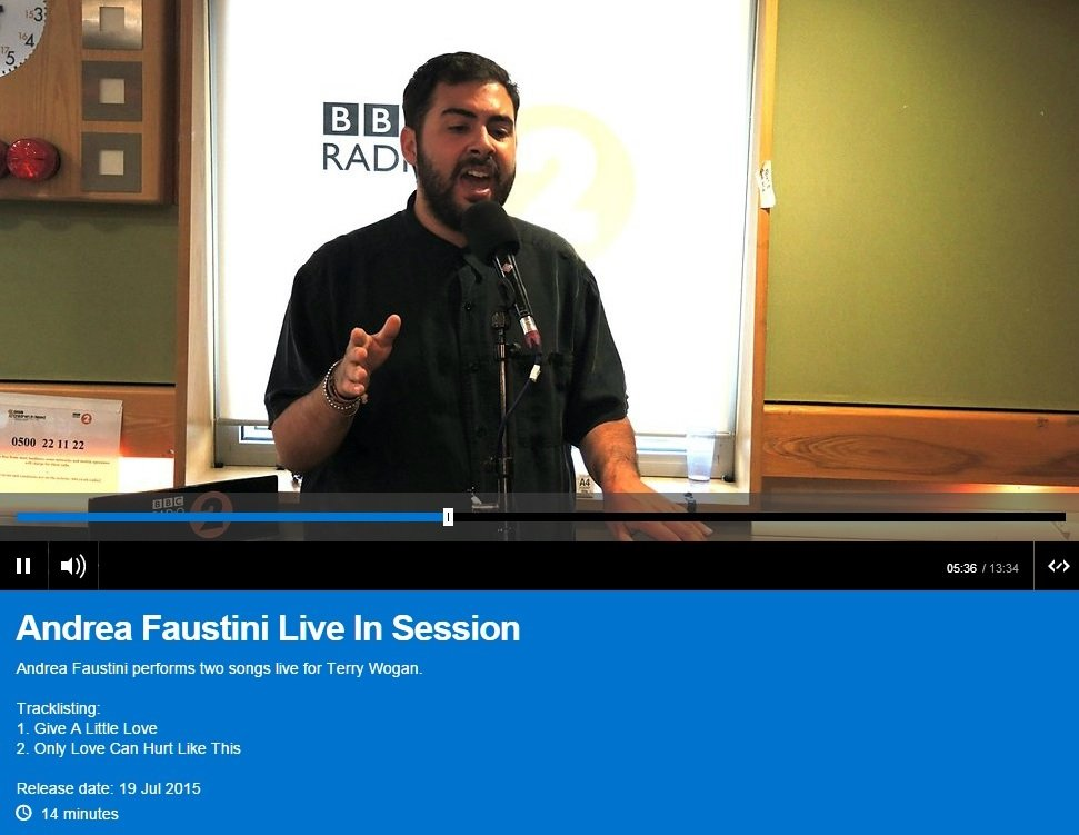 Faustini BBC2