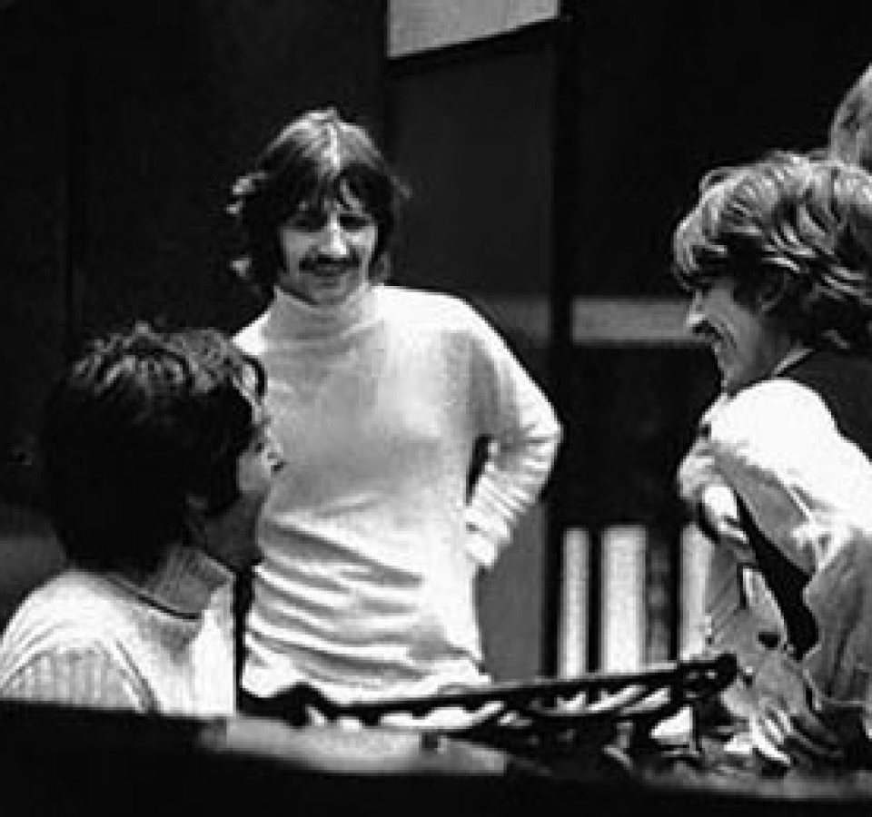 george martin beatles studio 68