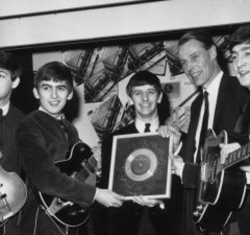 Silver For Beatles