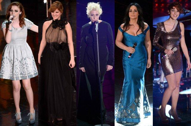 i-look-delle-cantanti-per-la-finale-di-sanremo-2013