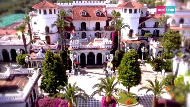 Matrimonio Gipsy Real Time : Confiscato il castello del boss delle cerimonie ma