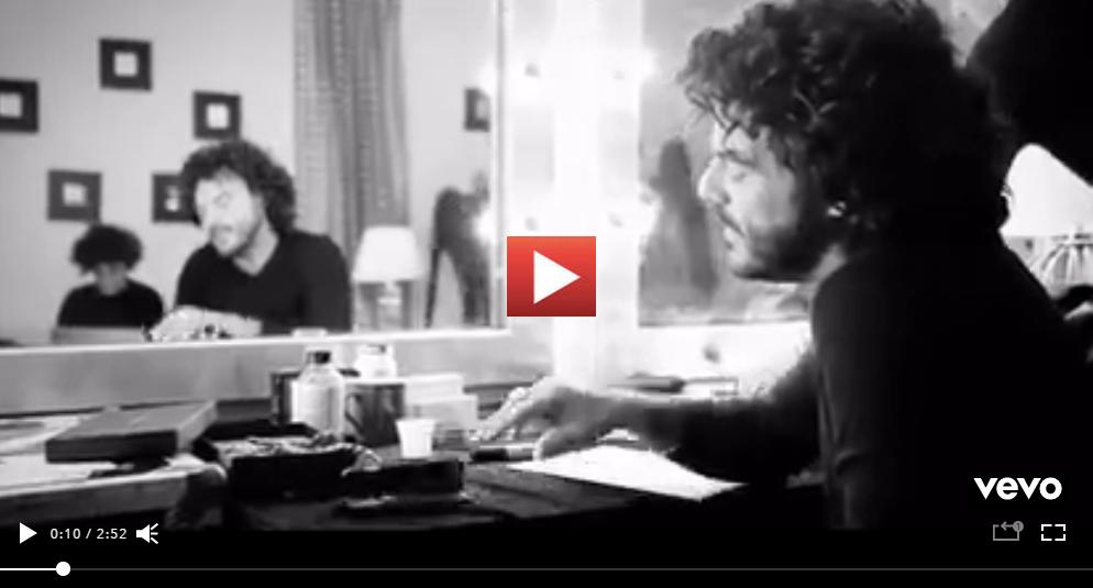 PER VEDERE IL VIDEO CLICCARE SULL'IMMAGINE. Migliore - Francesco Renga