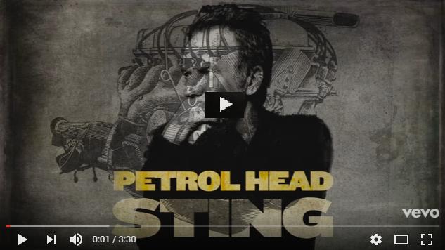 PER VEDERE IL VIDEO CLICCARE SULL'IMMAGINE Sting - Petrol Head (Audio)