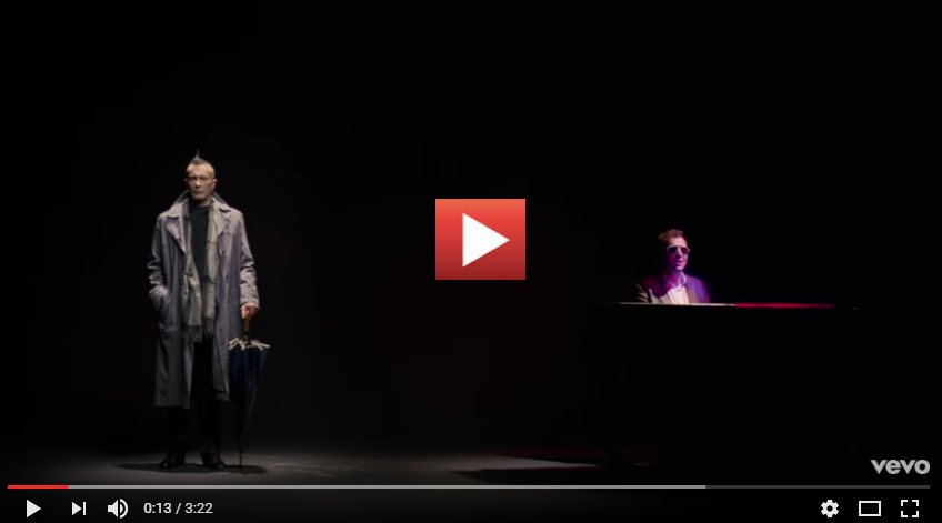PER GUARDARE IL VIDEO CLICCARE SULL'IMMAGINE Raphael Gualazzi - Lotta Things