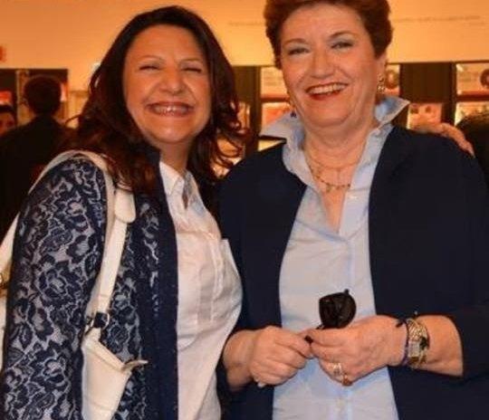Alessandra Onano con MaraMaionchi