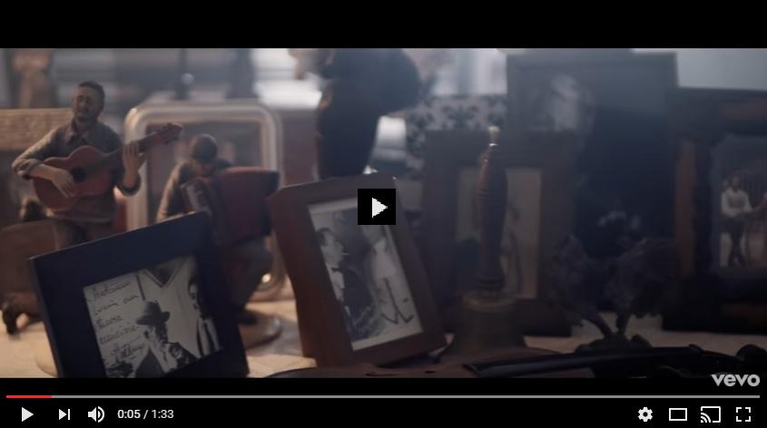 PER VISUALIZZARE IL VIDEO CLICCARE SULL'IMMAGINE Paolo Conte - En Bleu Marine