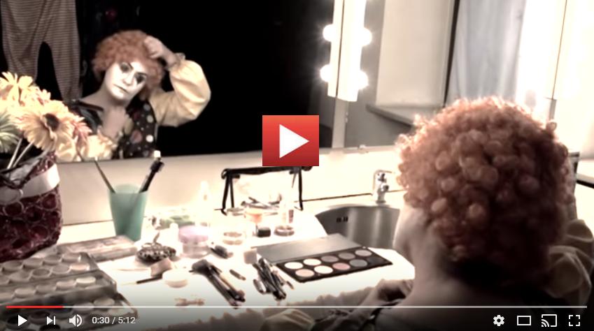 PER VISUALIZZARE IL VIDEO CLICCARE SULL'IMMAGINE Danilo Amerio - il pagliaccio e il musicista