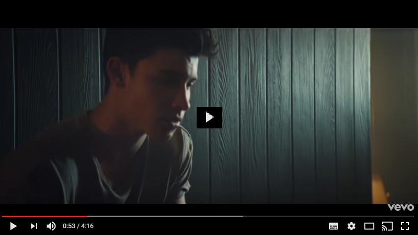 PER VISUALIZZARE IL VIDEO CLICCARE SULL'IMMAGINE Shawn Mendes - Treat You Better