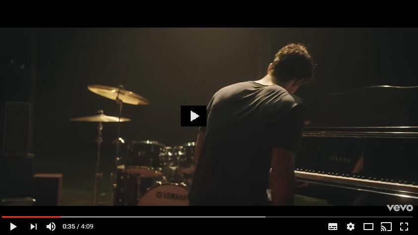 PER VISUALIZZARE IL VIDEO CLICCARE SULL'IMMAGINE Shawn Mendes - Mercy