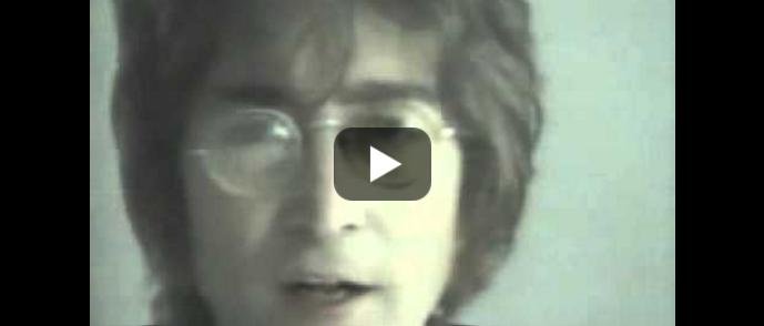 PER VISUALIZZARE IL VIDEO CLICCARE SULL'IMMAGINE John Lennon - Imagine
