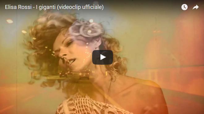 PER VISUALIZZARE IL VIDEO CLICCARE SULL'IMMAGINE Elisa Rossi - I giganti