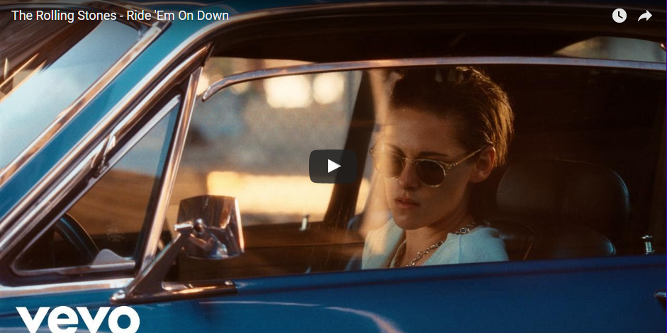 PER VISUALIZZARE IL VIDEO CLICCARE SULL'IMMAGINE The Rolling Stones - Ride 'Em On Down