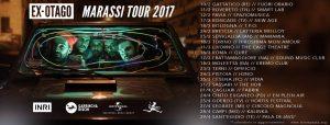 MARASSI TOUR 2017