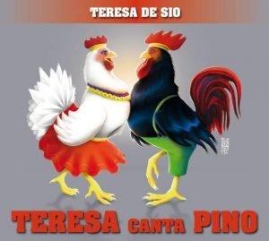 Copertina -Teresa canta Pino