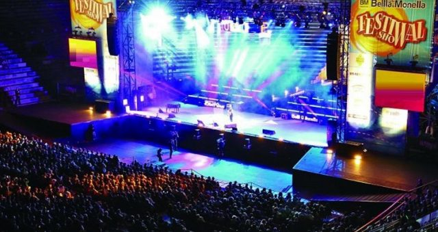 festival show