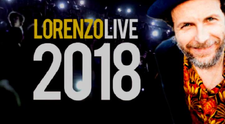 Lorenzo Jovanotti Tour