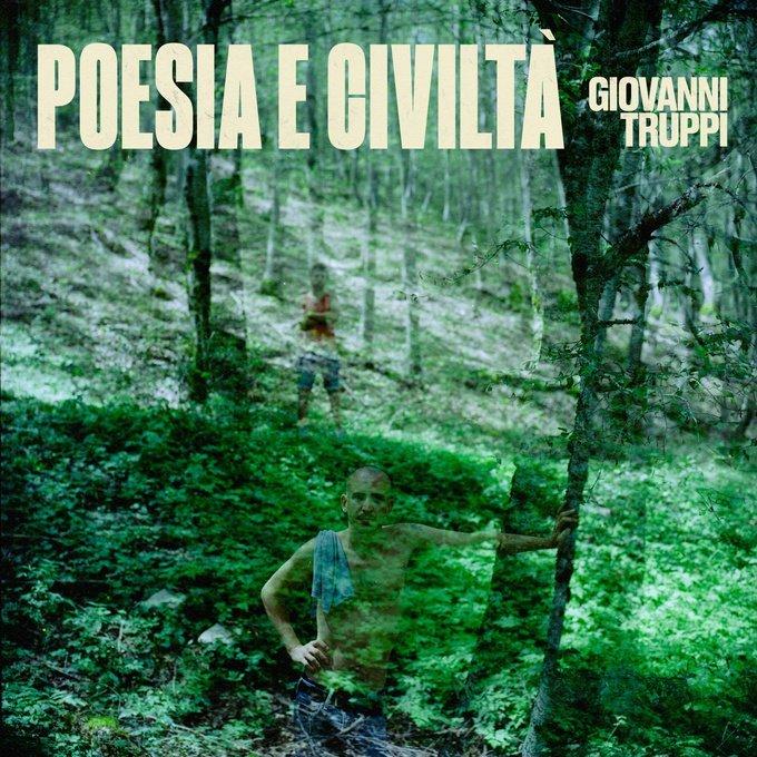 """Copertina dell'album """"Poesia e Civiltà"""" di Giovanni Truppi"""