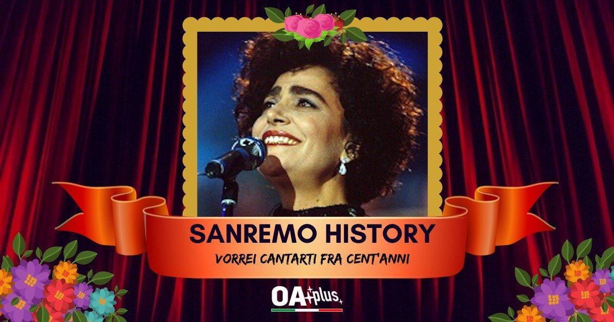 MIA MARTINI - PREMIO SANREMO HISTORY - VORREI CANTARTI FRA CENT'ANNI - Sanremo 70